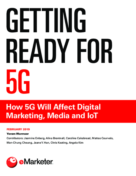 Barcelona Launches the 5G World - eMarketer Trends