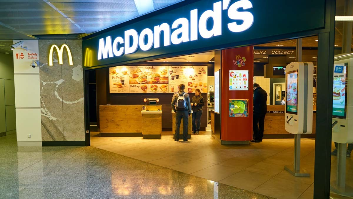 McDonald's Is Betting on a Self-Service Future, Again ...