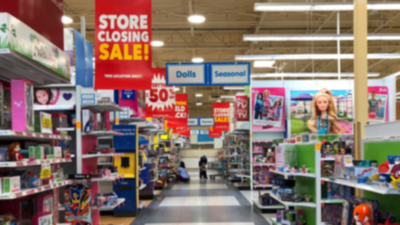 Online Shopping Didn't Kill Toys 'R' Us