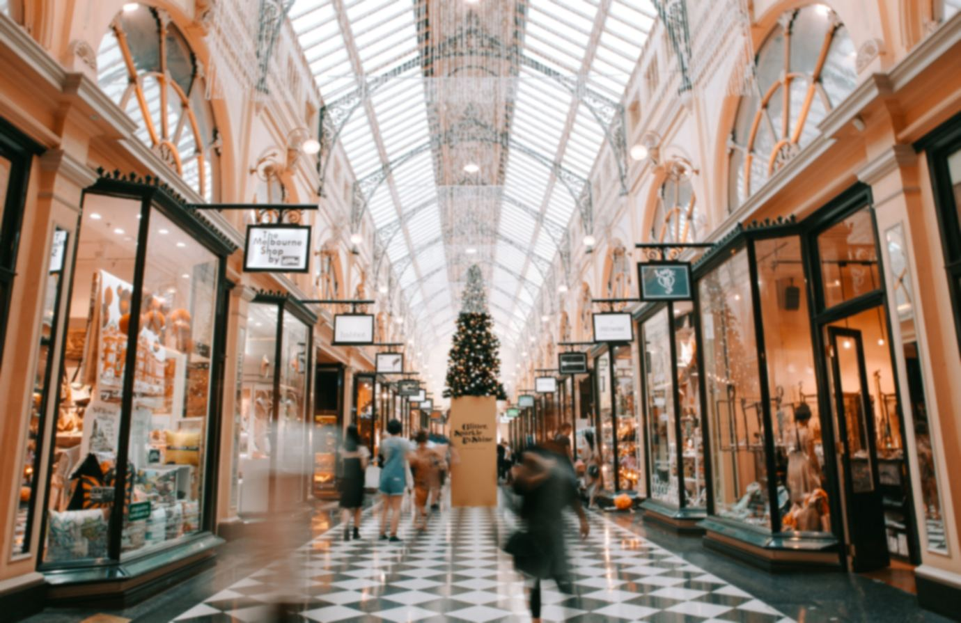 Holiday Shopping in Europe