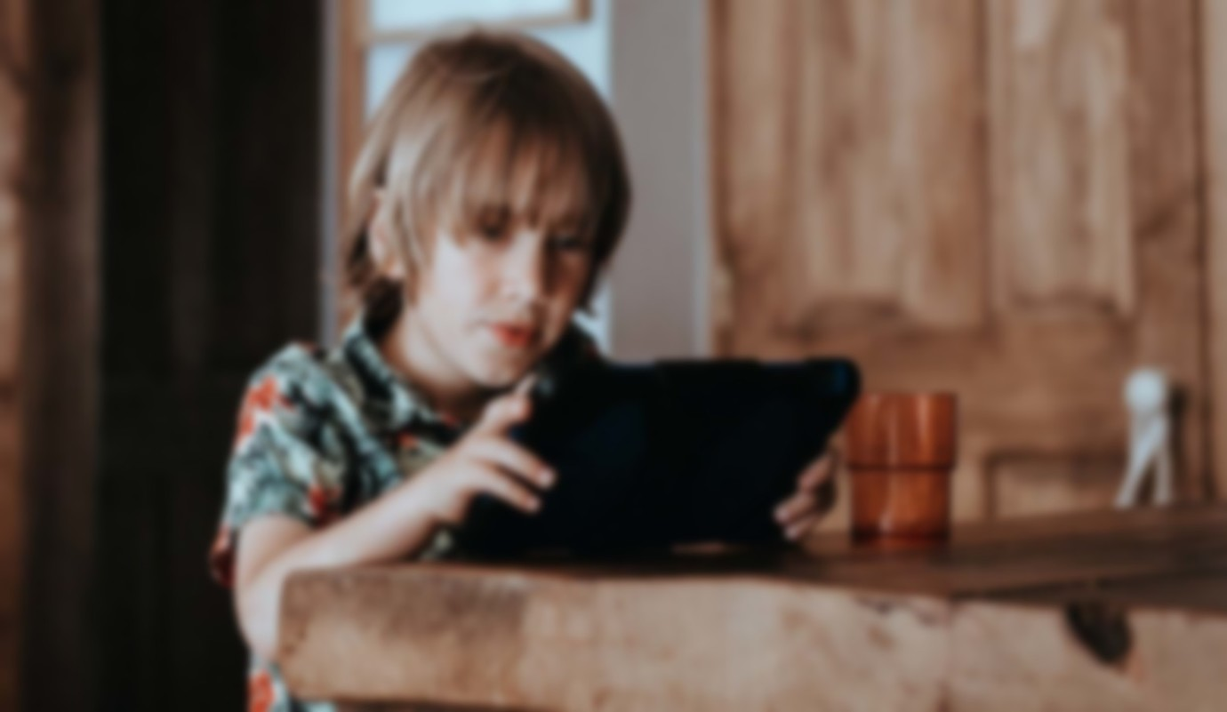 Kids Are Gluttons for Digital Video